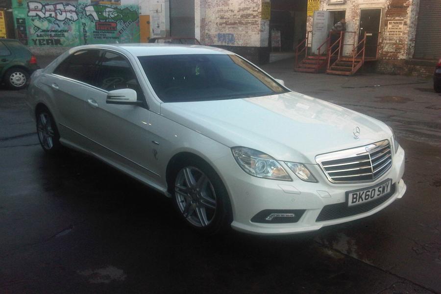 Mercedes e class for Mercedes benz b5 service