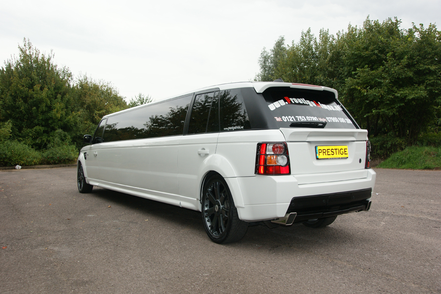 Range Rover Wedding Car Hire Melbourne