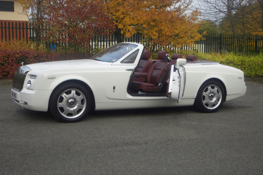 Rolls Royce For Hire >> Rolls Royce Phantom Drophead Hire