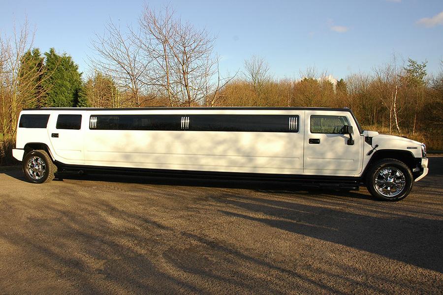 Limousine Car Hire Manchester